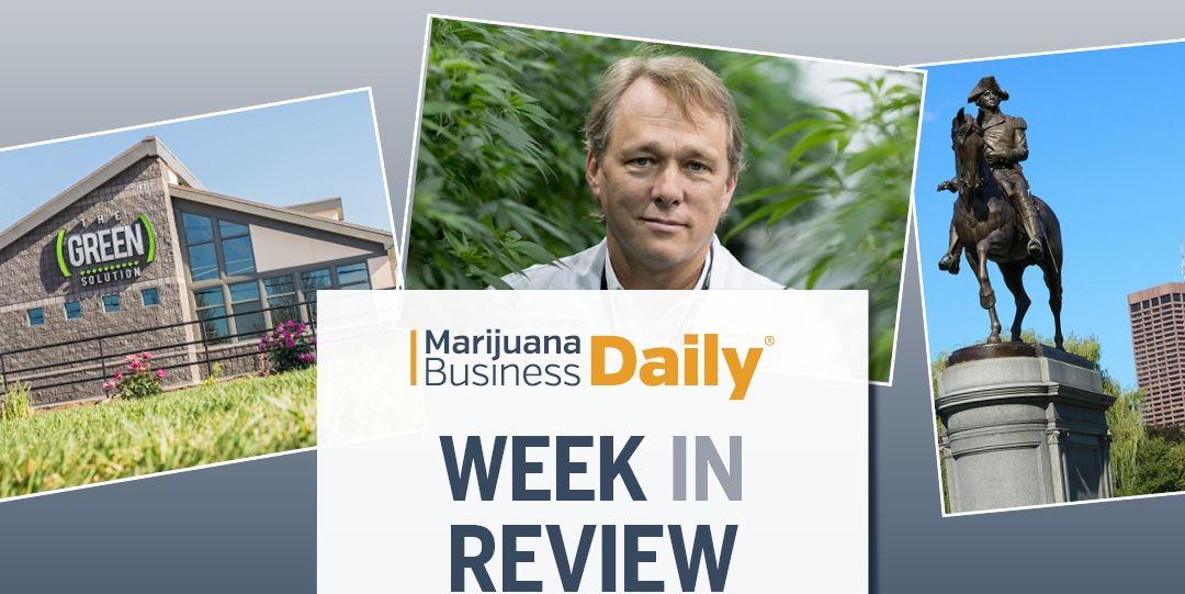 photo of Marijuana lending activity cools, Vireo hires Linton, MA judge lifts MMJ vape ban & more image