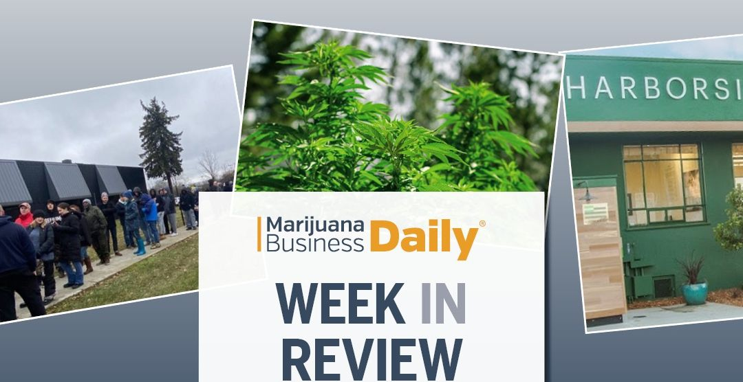 harborside | recreational marijuana michigan | marijuana brazil | hemp banking, Week in Review: Michigan begins adult-use cannabis sales, Harborside appeals tax case, Brazil sets stage for big import market & more
