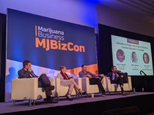 MJBizCon, Cannabis business experts at MJBizCon discuss shifting regulatory climates, cultivation practices, vape issues & more