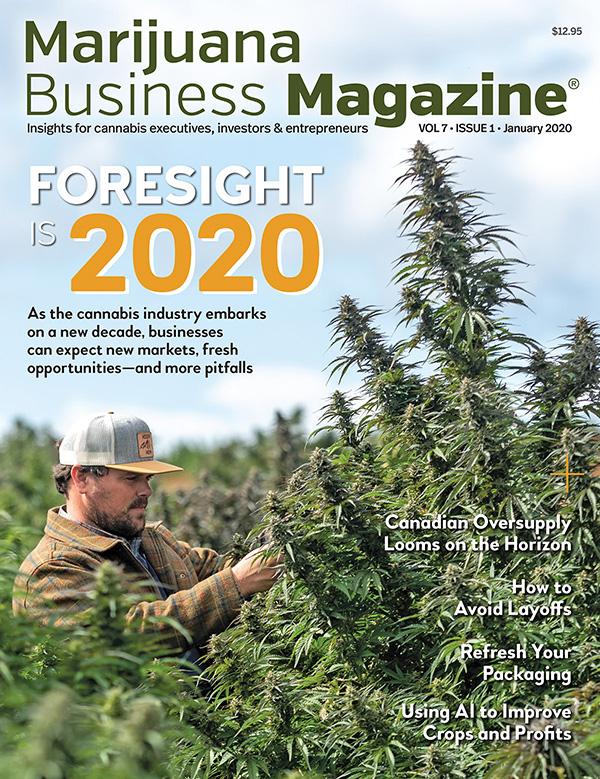 MJBizMagazine Jan 2020