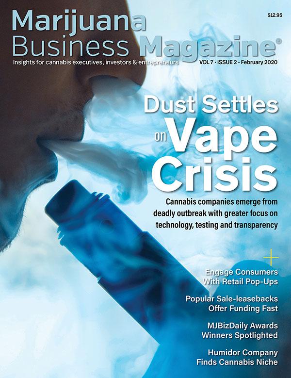 MJBizMagazine Feb 2020