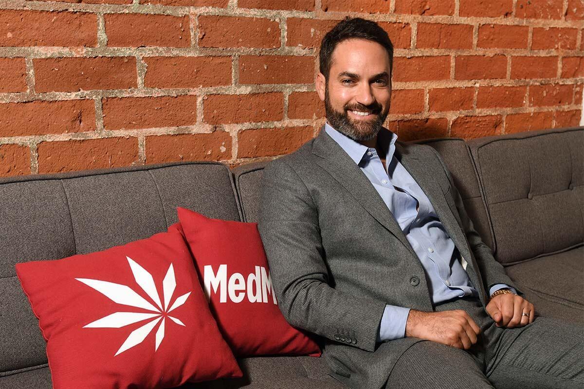 medmen   adam bierman, Multistate cannabis operator MedMen's Bierman steps down as CEO, gives up voting control
