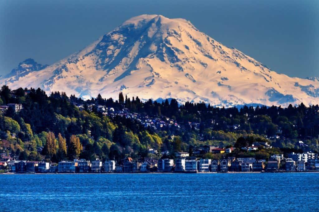 Image of Mt. Rainier
