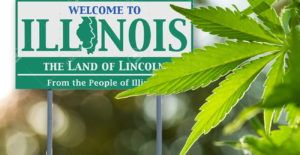 Illinois cannabis, Marijuana retailers near Illinois borders benefit from out-of-state customers, offer warnings on crossing boundaries with MJ
