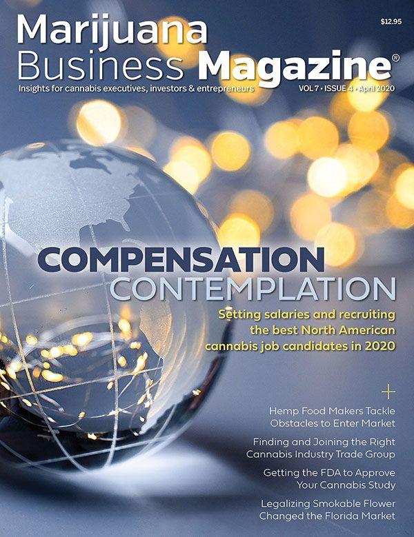 Marijuana Business Magazine