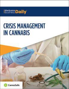 , Crisis Management in Cannabis PDF Access