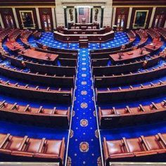 US House of Representatives floor