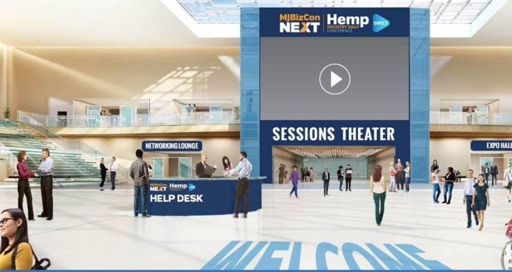 MJBizConNEXT goes virtual for marijuana, hemp business conference