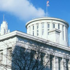 Image of Ohio state capitol