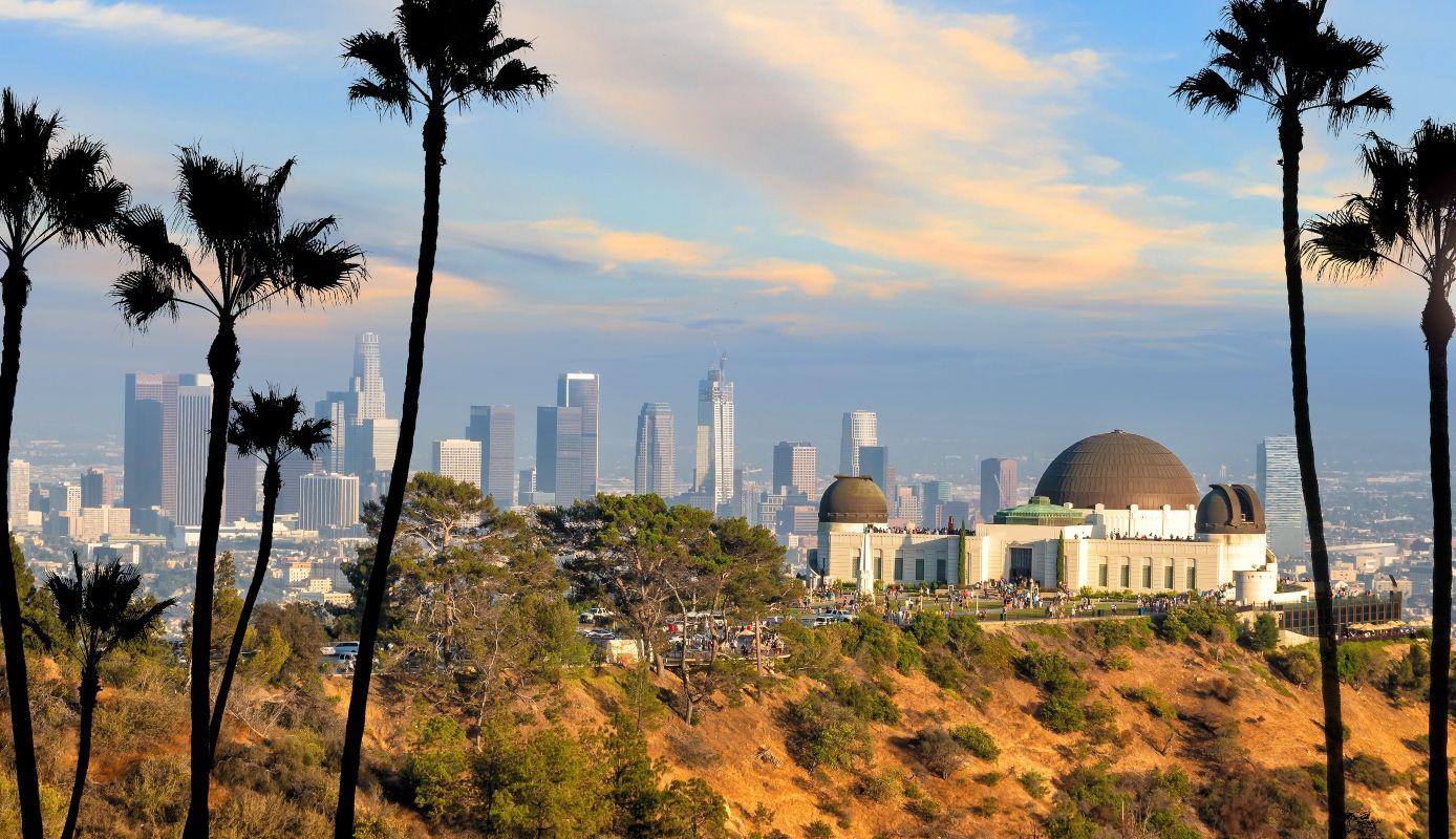 Los Angeles marijuana