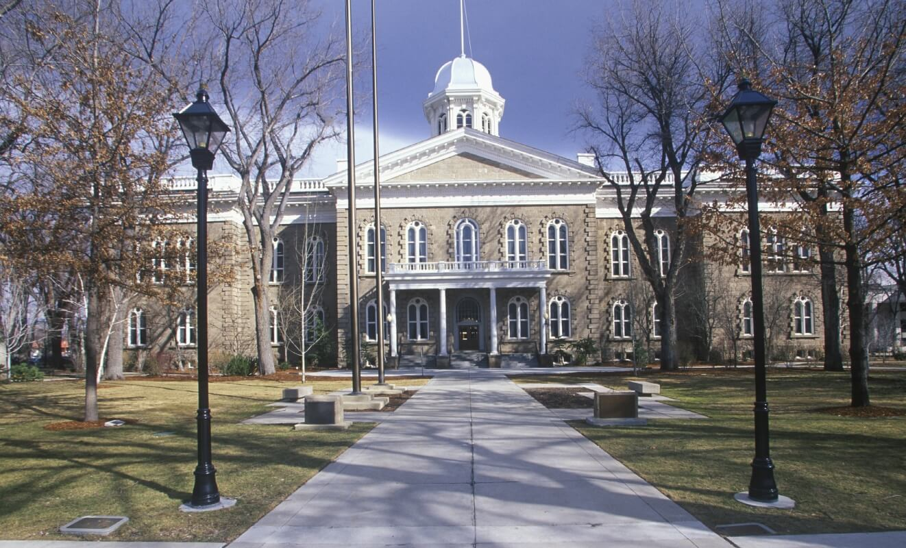 Image of Nevada state capitol building