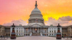 Image of US Capitol in Washington DC