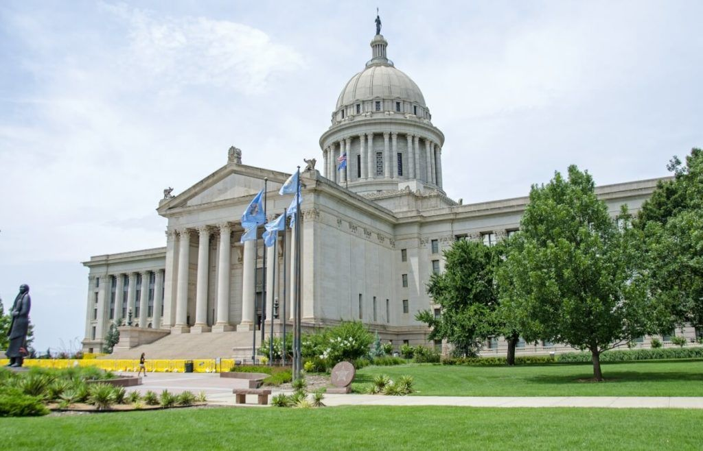 Oklahoma appoints medical marijuana program interim director