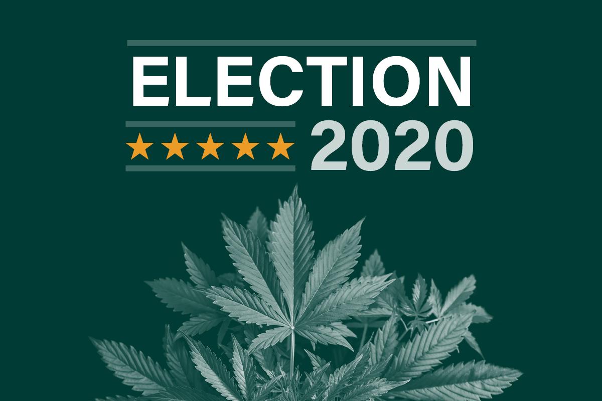 marijuana reform; Trump versus Biden, Federal marijuana reform momentum expected to continue despite absence from party conventions