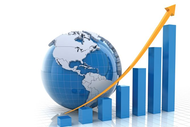 Image depicting global growth
