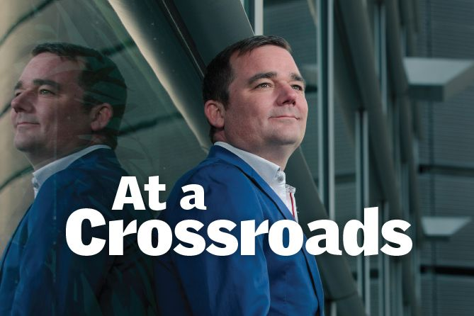 , At a Crossroads