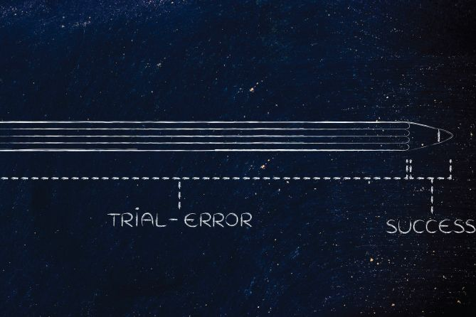 , Trial and Error