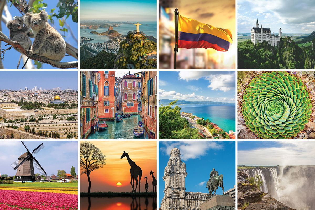 , Growing Momentum: 12 Notable Countries