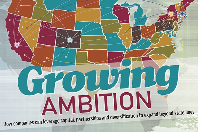 , Growing Ambition