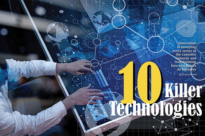 , 10 Killer Technologies