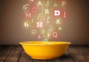 , Alphabet Soup