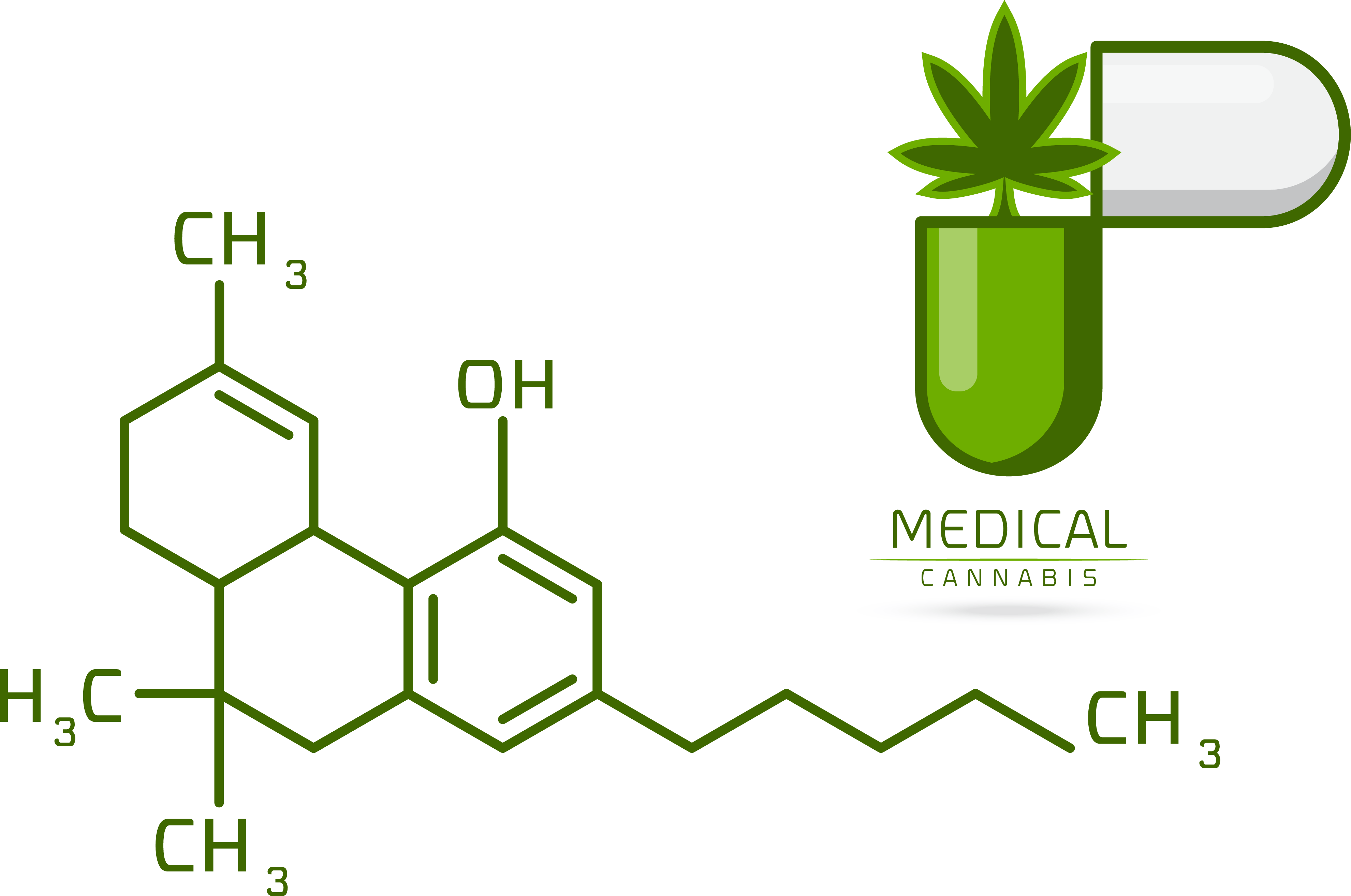 , The Battle Is Set: Human-Made versus Natural Cannabinoids