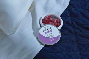 , CBD gummies for sleep from Plus Products and Casper Sleep