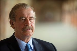 , Growing Momentum: Q&A with Vicente Fox