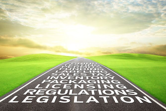 , New MJ States: The Road to Recreational