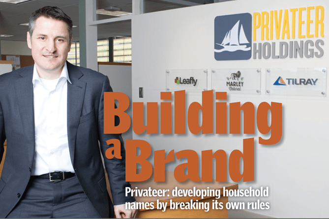 , The Brand Builder