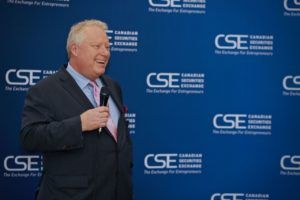 , Five Questions with Richard Carleton, CEO of the Canadian Securities Exchange