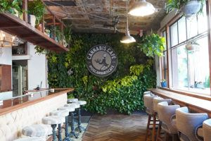 , Marijuana cafes combine dispensaries and food service