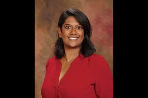 , Stratos VP of R&D Brenda Verghese on the jump to the cannabis space