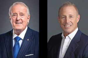 , Five Questions with Brian Mulroney and Kevin Murphy