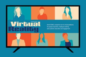 cannabis marketing with virtual events, How to get the most out of virtual events