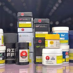 Image of Canadian cannabis products