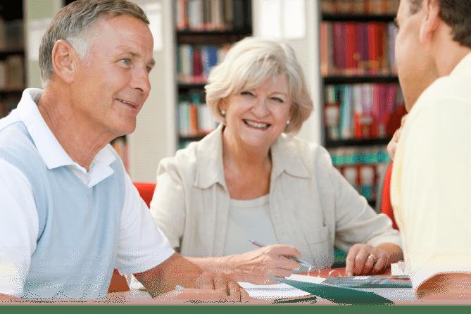 , Serving the Senior Demographic