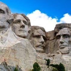 Image of Mount Rushmore