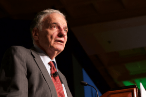 , 5 Questions with Ralph Nader