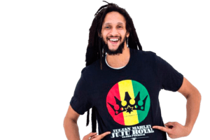 , Celebrity Apprentice: 5 Questions with Julian Marley