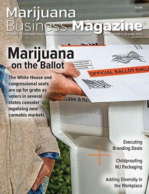 MJBizMagazine October 2020