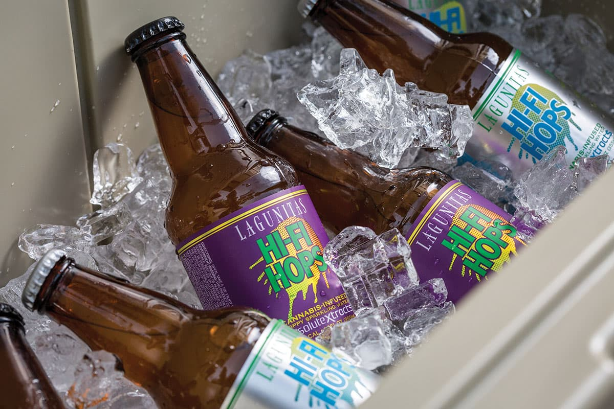 Newly formed Cannabis Beverage Council inspired by alcohol prohibition
