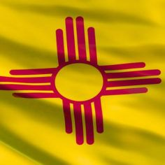 Image of New Mexico state flag