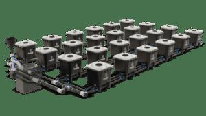 hydra cannabis watering system