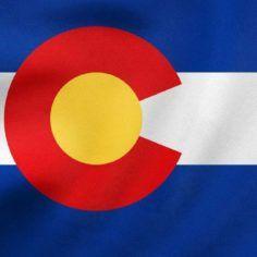 Image of Colorado state flag