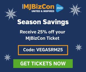 Get 25% off MJBizCon with code VEGASRM25