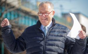 Chuck Schumer federal marijuana reform