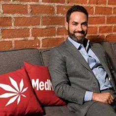 Adam Bierman, marijuana executive