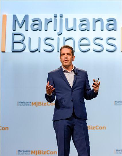 MJBiz Daily CEO Chris Walsh