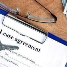 Marijuana lease agreement